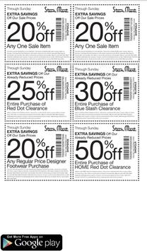 Coupons for Stein Mart screenshot 4