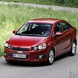 Chevrolet New Aveo Sonic T300