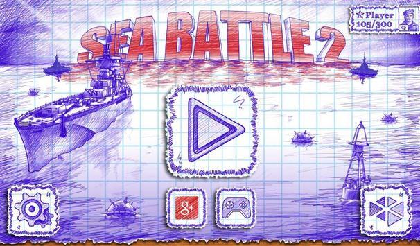 Poster Sea Battle 2