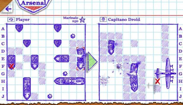 10 Schermata Sea Battle 2