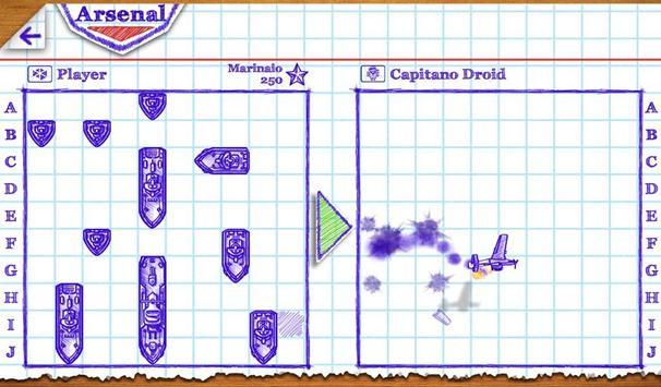 1 Schermata Sea Battle 2