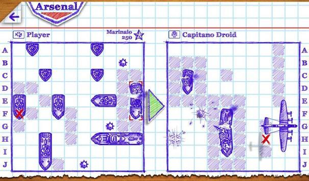 2 Schermata Sea Battle 2