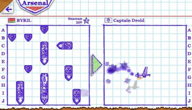 Batalha naval 2 imagem de tela 10