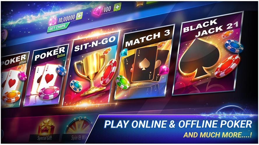 Онлайн или оффлайн покер видеочат рулетка онлайн с планшета