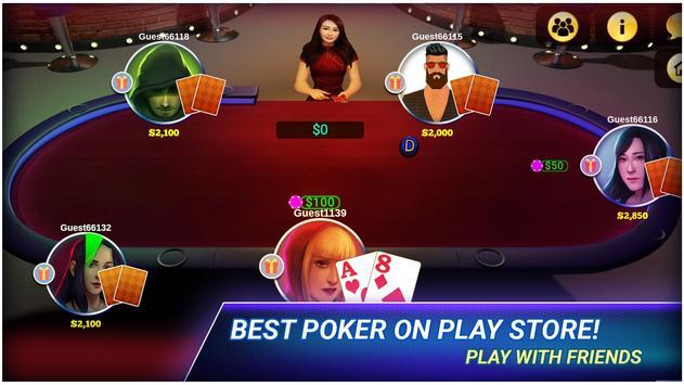 Poker Offline screenshot 1