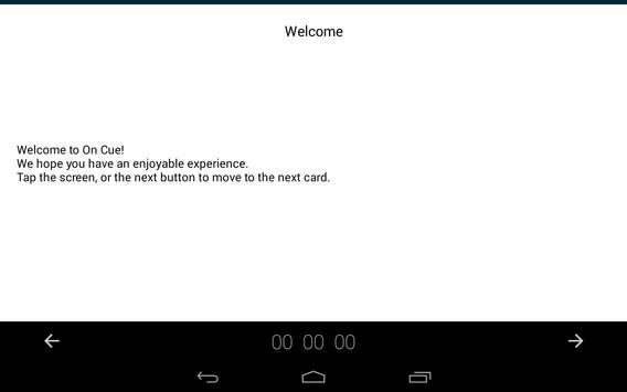 Speech note cards स्क्रीनशॉट 9