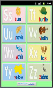 Phonics A-Z (Free) screenshot 1