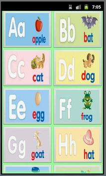 Phonics A-Z (Free) screenshot 4