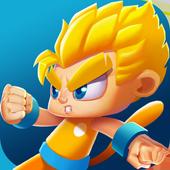 Super Brawl Heroes ícone