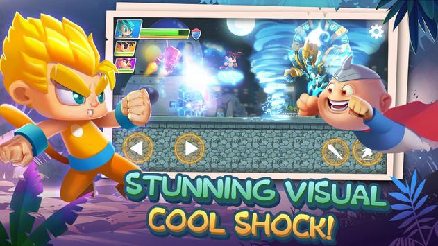 Super Brawl Heroes imagem de tela 16