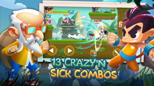 Super Brawl Heroes imagem de tela 17