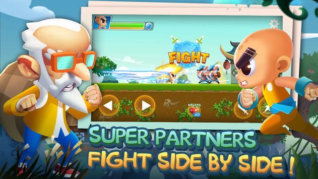 Super Brawl Heroes imagem de tela 11