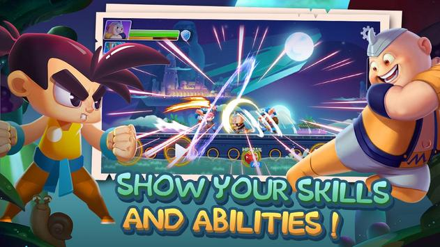 Super Brawl Heroes imagem de tela 5