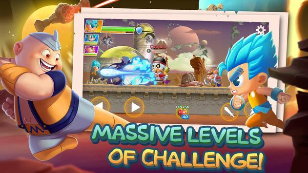 Super Brawl Heroes imagem de tela 7
