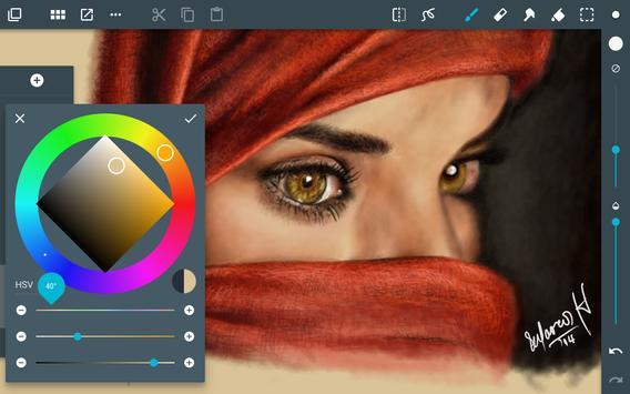 ArtFlow captura de pantalla 16