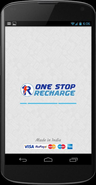 One Stop Recharge, Bill Pay & Wallet for Android - APK Download