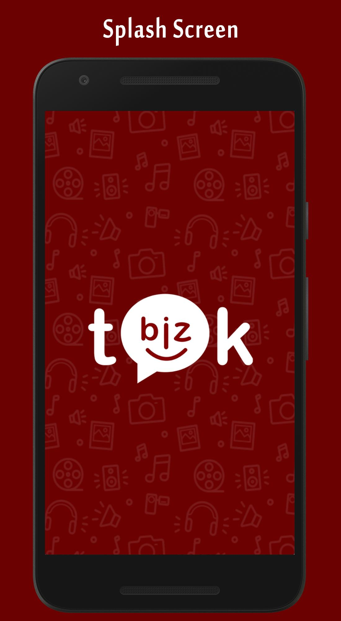 Tokbiz First Indian Social Media App For Android Apk Download