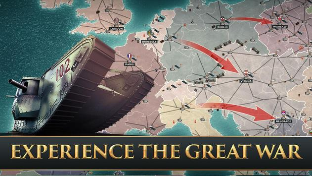 Supremacy 1914 - The Great War Strategy Game 海報
