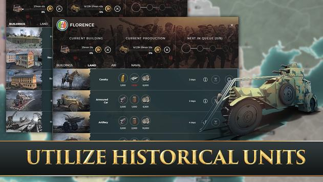 Supremacy 1914 - The Great War Strategy Game 截图 1