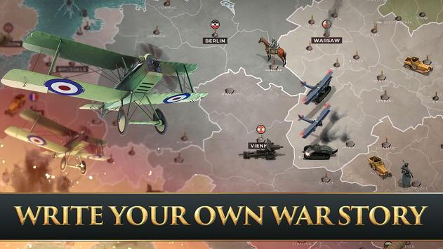 Supremacy 1914 - The Great War Strategy Game 截图 2