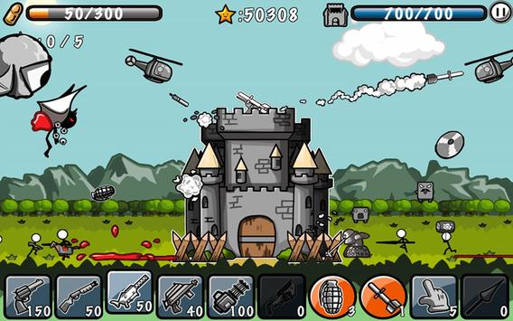 Cartoon Defense screenshot 1