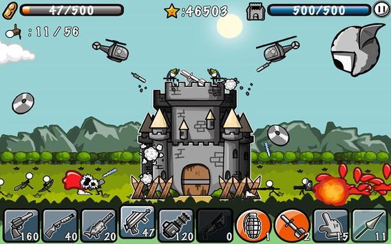 Cartoon Defense screenshot 2
