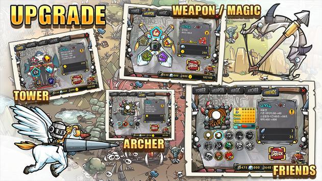Cartoon Defense 4 تصوير الشاشة 2