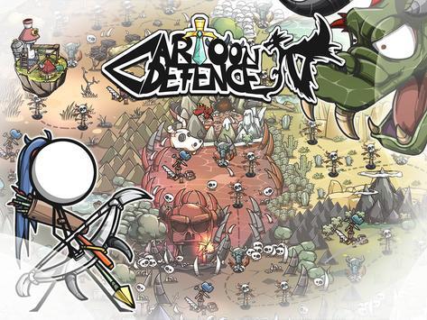 Cartoon Defense 4 تصوير الشاشة 5