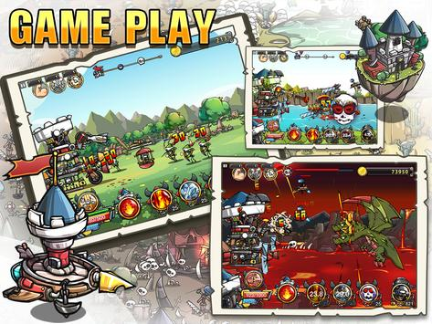 Cartoon Defense 4 تصوير الشاشة 6