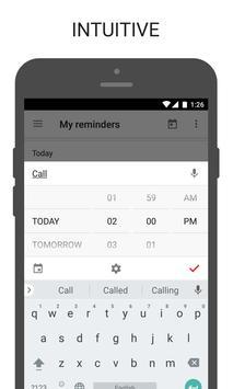 BZ Reminder screenshot 2