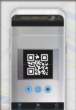 Scanner QR code reader & Barcode Scanner screenshot 7