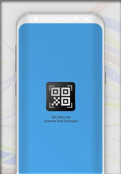 Scanner QR code reader & Barcode Scanner screenshot 1