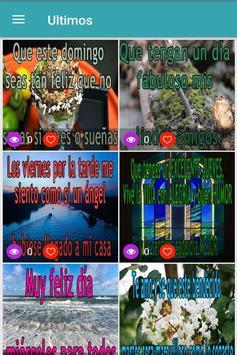 Frases de Buenos Dias para Compratir con Imagenes poster