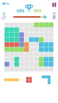 Block Puzzle Fill The Grid screenshot 4