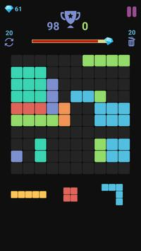 Block Puzzle Fill The Grid screenshot 1