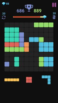 Block Puzzle Fill The Grid screenshot 3