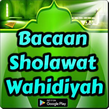 Bacaan Sholawat Wahidiyah poster