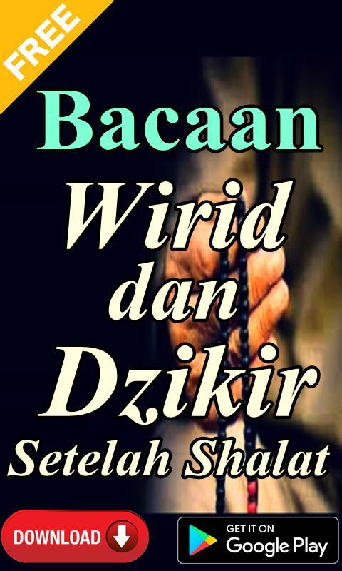 Bacaan Wiriddzikir Setelah Shalat Subuh Magrib For