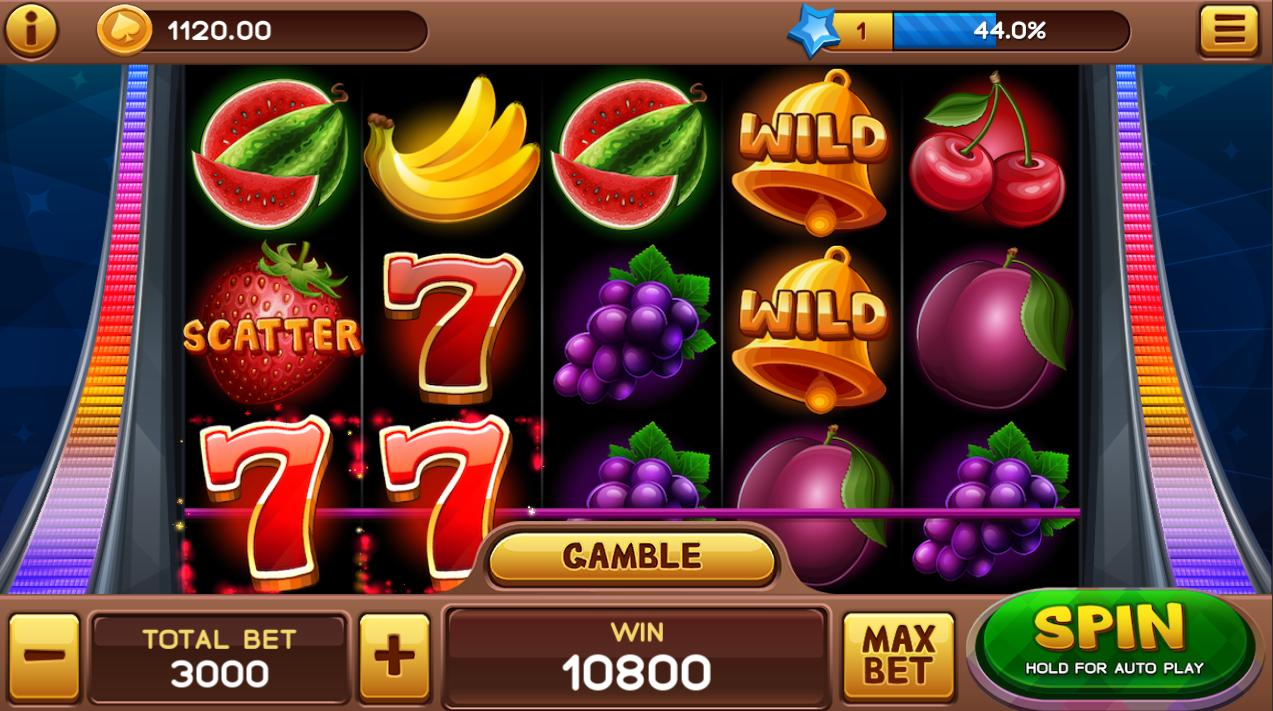 Slot machines games online, free play