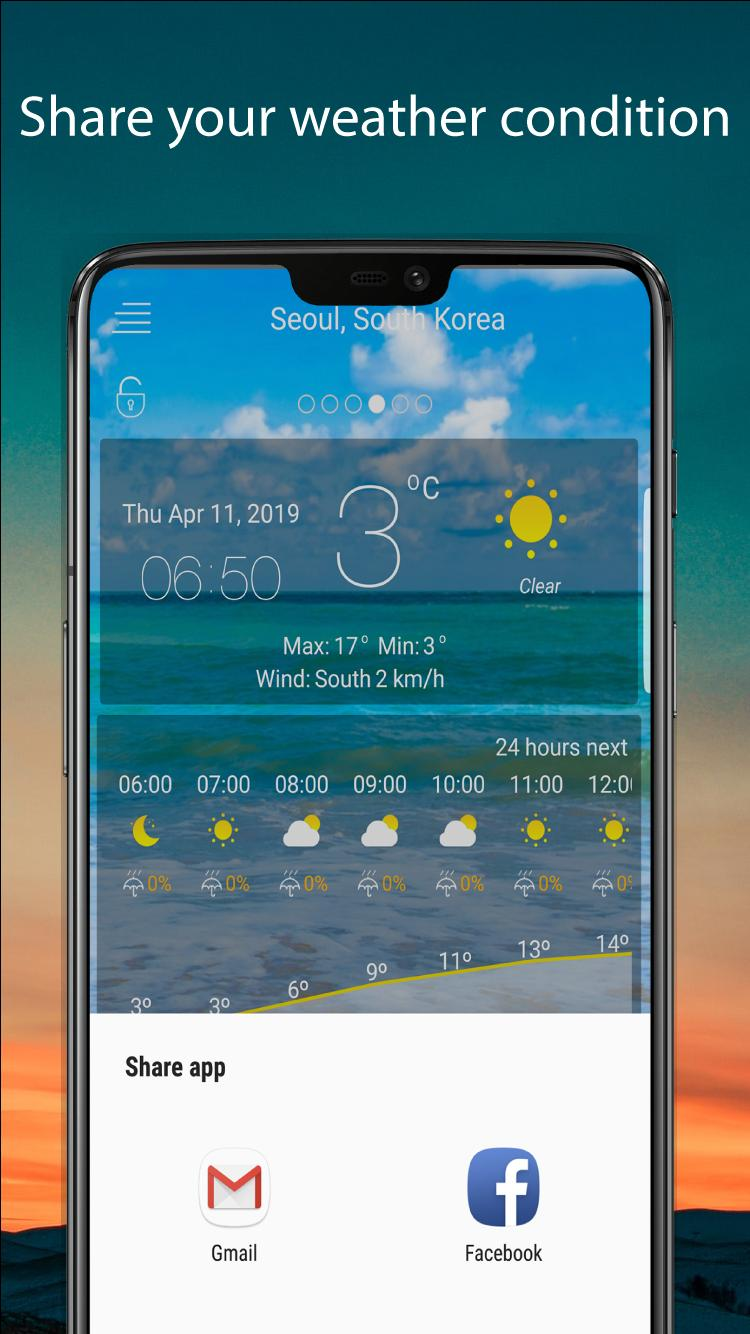Weather app - weather channel Apps for Android - APK Download