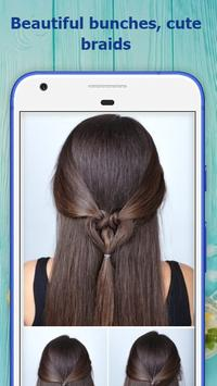 School Hairstyles Step by Step screenshot 4