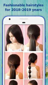 School Hairstyles Step by Step screenshot 9