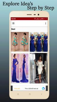 African Lace Styles 2018 screenshot 2