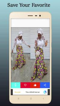 African Lace Styles 2018 screenshot 4