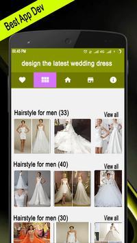 Design The Latest Wedding Dress screenshot 3
