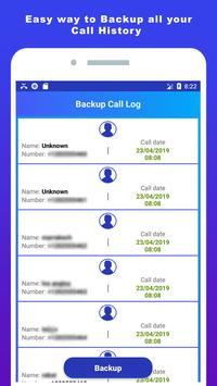Recover deleted call log history screenshot 2