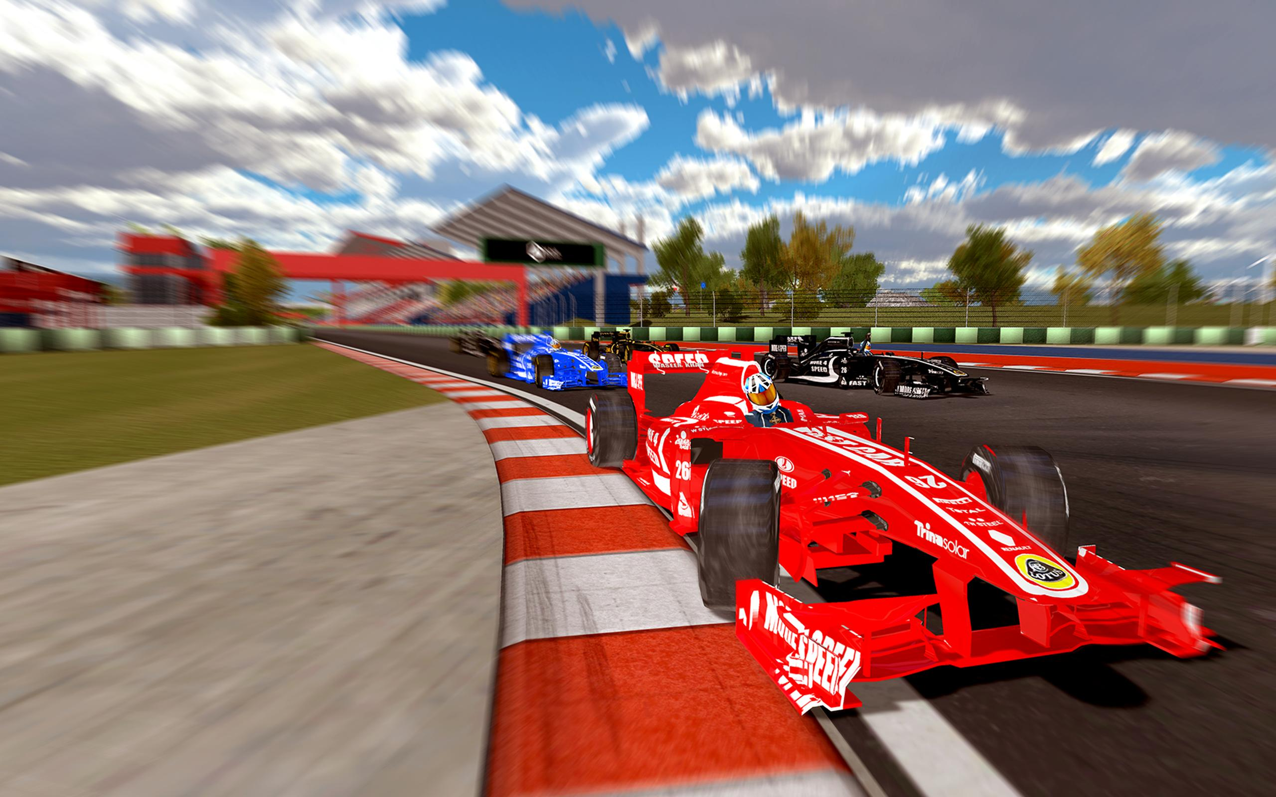 Real Formula Racing Championship :Free Racing Game for Android - APK