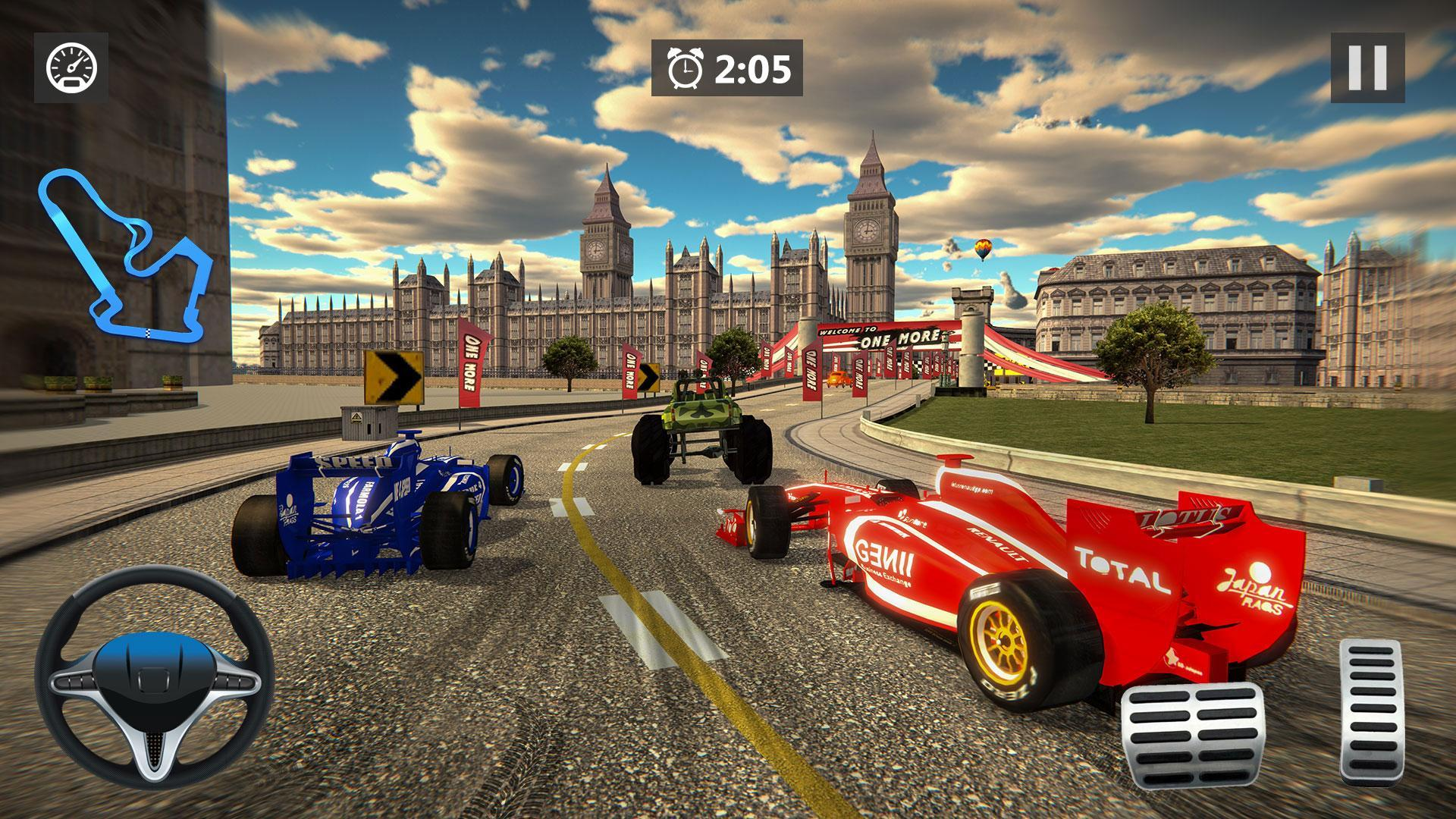 Real Formula Racing Championship :Free Racing Game for