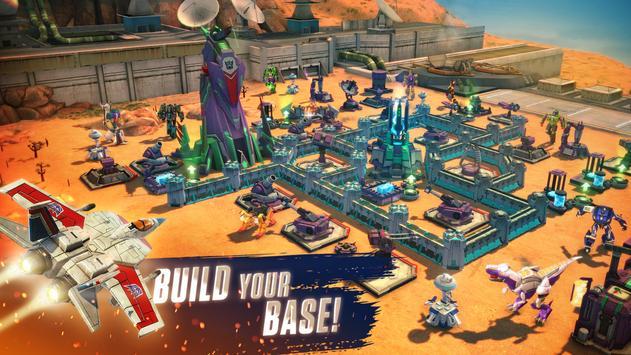 TRANSFORMERS: Earth Wars captura de pantalla 2