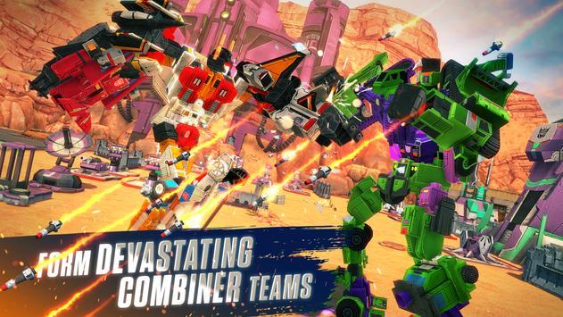 TRANSFORMERS: Earth Wars screenshot 4